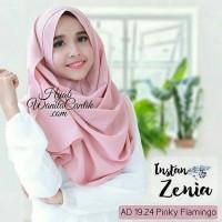 Pashmina Instan Zenia / Pastan Zenia / Hijab Wanita Cantik