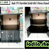 Rak TV Partikel RAR 001 Pintu Panel