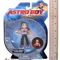 astro boy the movie action figure original manga tezuka co,ltd.