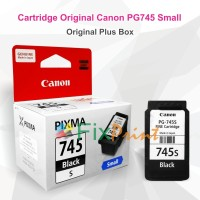 Cartridge Canon PG745s Black, Printer MG2470 MG2570 IP2870 Original