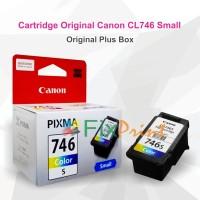Cartridge Canon PG746s Color, Printer MG2470 MG2570 IP2870 Original