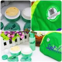harga [sabun Cair] Cream Spl Skincare Kulit Normal & Flek Paket Lengkap Tokopedia.com