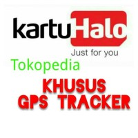 telkomsel Halo data 1 bulan khusus gps tracker Gt06n et200 motor mobil