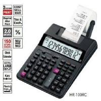 harga Casio Hr-100 Rc - Calculator Printing/kalkulator Struk/ Print 100rc Tokopedia.com