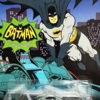 Jual Hot Wheels BATMAN Classic TV Series BATMOBILE Diecast Mobil DC Comics Murah