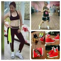 Sepatu Zumba Keren Adidas Dance, Fashion, Aerobic