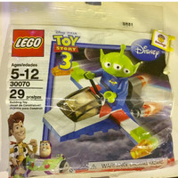 Lego Original Polybag Alien Toy Story 30070