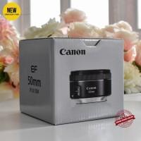 [New] Canon EF 50mm f/1.8 STM @Gudang Kamera Malang