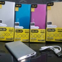 Power Bank Slim Original OLDI 5000mAh ( Grade A+ Kapasitas )