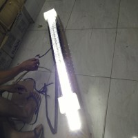 Lampu Led Tembak Sorot Mobil Offroad LedBar Premium Super Terang White