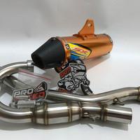 Knalpot pro speed SX series SB 0001SC