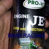 Carb Injection Cleaner Engine Jet PRO-V