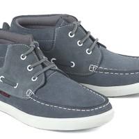 247 LFM 972   Sepatu Sneakers Pria Branded Blackkelly Uk.38~43