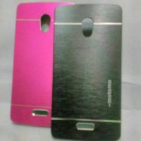 Hardcase Motomo For Oppo Joy R1001 Ino Metal Case Casing Belakang HP