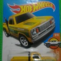 Hot Wheels 1978 Dodge Li'l Red Express Truck