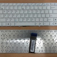 Keyboard ASUS Eee PC 1201 1215 1225 UL20 WHITE