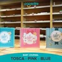 Jual Baby Journal / Buku Bayi / Baby Book / Jurnal Bayi Murah