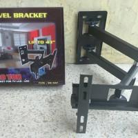 Braket tarik/swivel LED tv proton 26-40inch