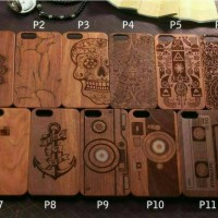 Jual NEW ARRIVAL 2017 !! PREMIUM Wood Case High Quality For IPhone 7 Murah