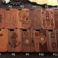 Jual NEW ARRIVAL !! PREMIUM Wood Case High Quality For IPhone 6/6S Murah