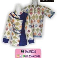 Baju Batik, Desain Baju Batik, Gambar Model Batik, KSBTE