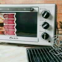Kirin KBO-190LW oven listrik low watt (19liter) -Gojek only-