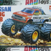 Mini 4WD - Tamiya - Nissan King Cab Junior Big Foot