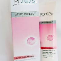 PONDS WHITE BEAUTY DAY CREAM KOREAN GINSENG
