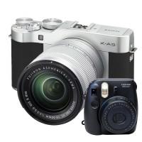 Fujifilm X-A3 / XA3 Mirrorless Kit XC 16-50mm Macro Black