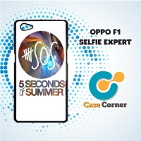 Custom Casing HP Oppo F1s Selfie 5 SOS Five Second Case,Cover,Hardcase