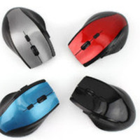WIRELESS MOUSE OPTICAL GAMING PRO 2.4GHz MIRIP RAPOO BLACK