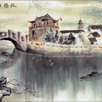 harga Repro Digital Lukisan China Klasik Traditional Old Koleksi Museum Tokopedia.com