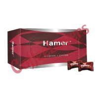 HAMER CANDY GINSENG & COFFEE 1 PCS