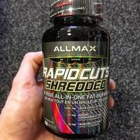 Allmax Rapidcuts Shredded 90 Capsul Fatburner Rapid Cuts Hydroxycut.