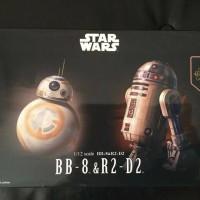 Bandai Starwars 1/12 BB8 & R2D2