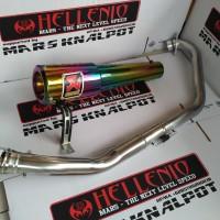 knalpot racing akrapovic bisa untuk satria fu gsx r cbr 150 cc a