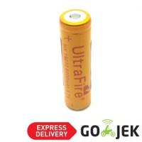 UltraFire Baterai 18650 3.7V 6000mAh Button Top - BRC 18650