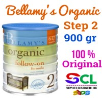 Bellamy's Organic Step 2 Follow On Formula 900 gr ( 6 to 12 Months )