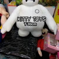 Jual mainan anak Boneka baymax big hero white Murah