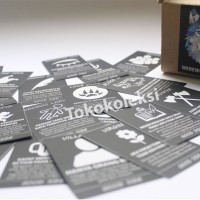 [PROMO] Werewolf / Mafia Card Game Extended Pack - 24 Card / 13 Roles