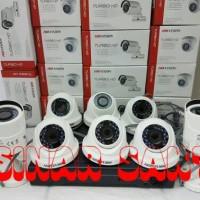 PAKET CCTV PROMO HIKVISION 8CH FULL HD 2MP + HDD 2TB ( KOMPLIT SET )