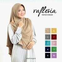 Jilbab Instant Khimar Raflesia