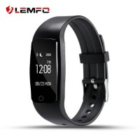 LEMFO S1 Smart Band Cycling GPS Map Record ( mi band 2 / 3 / pebble)