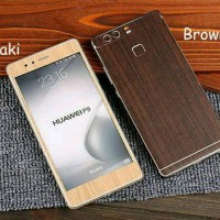 Wooden Skin Protector For Huawei P9