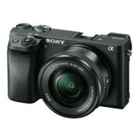 Kamera Sony Alpha A6000 Kit 16-50mm ILCE-6000L Garansi Resmi