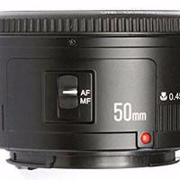 LENSA KAMERA DSLR FIX YONGNUO EF 50MM F1.8 / 50 MM F/1.8 FOR CANON HAS
