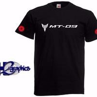 Tshirt / Kaos / Baju Yamaha Mt-09 - HomeCLothing