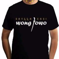 Kaos Bangga dadi wong jowo. kramat - HomeCLothing