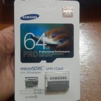 memory card micro sd samsung 64GB class 10 mmc 64 GB ori 99% memori