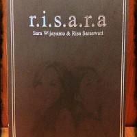 r.i.s.a.r.a karya Sara Wijayanto dan Risa Saraswati